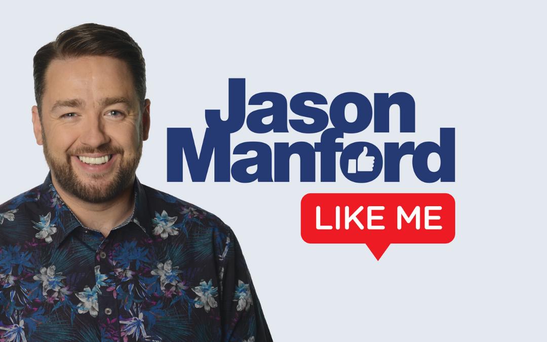 Jason Manford Web