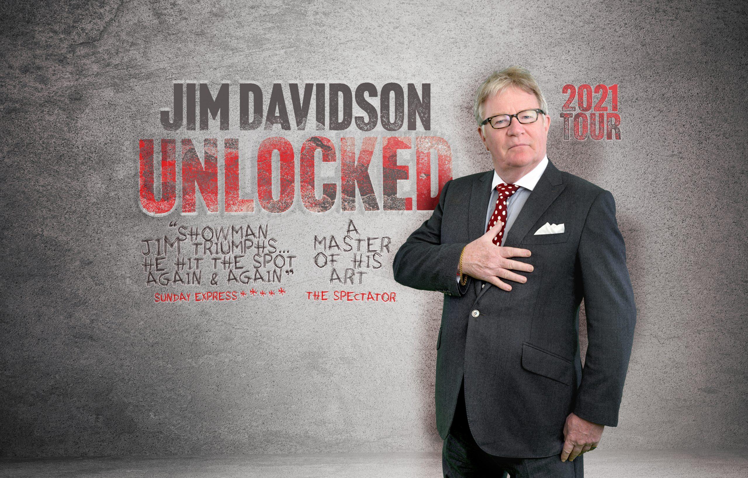 Jim Davidson Unlocked web assets landscape 1