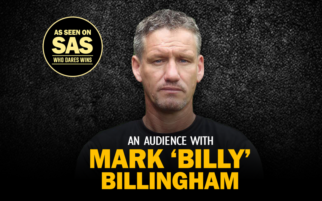 Mark Billy Billingham