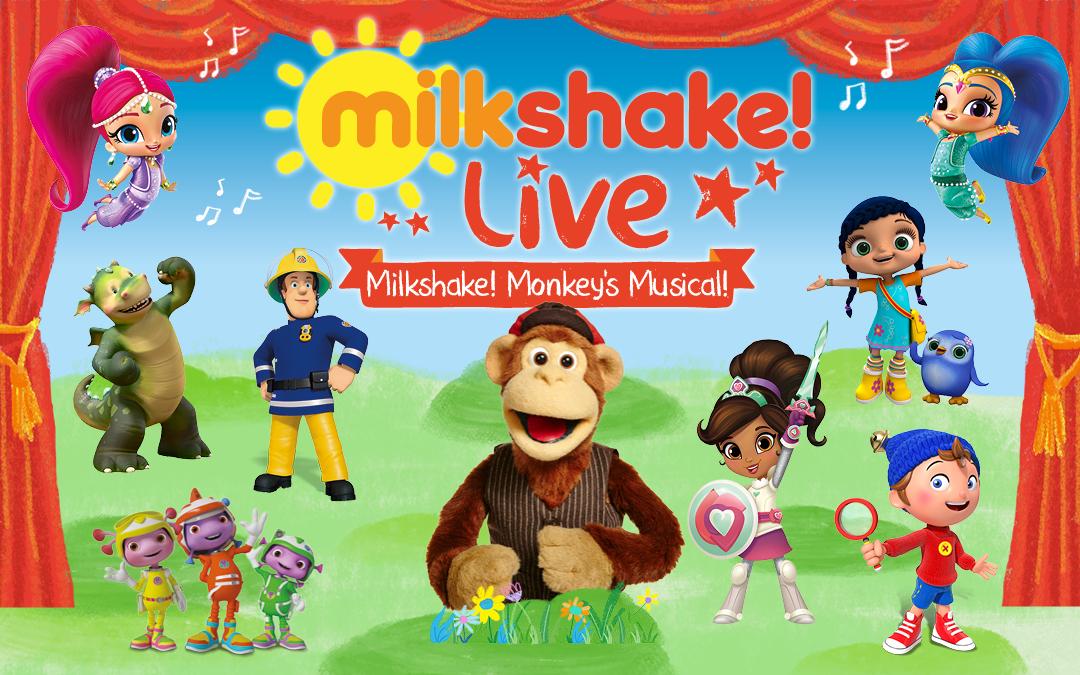 Milkshake Monkeys Musical