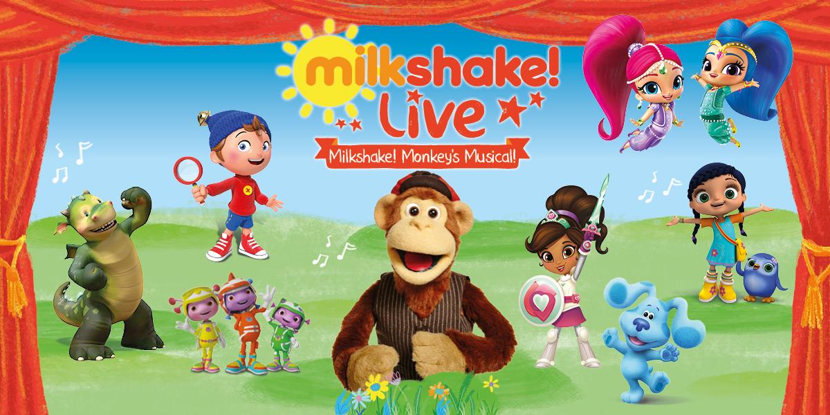 Milkshake Updated