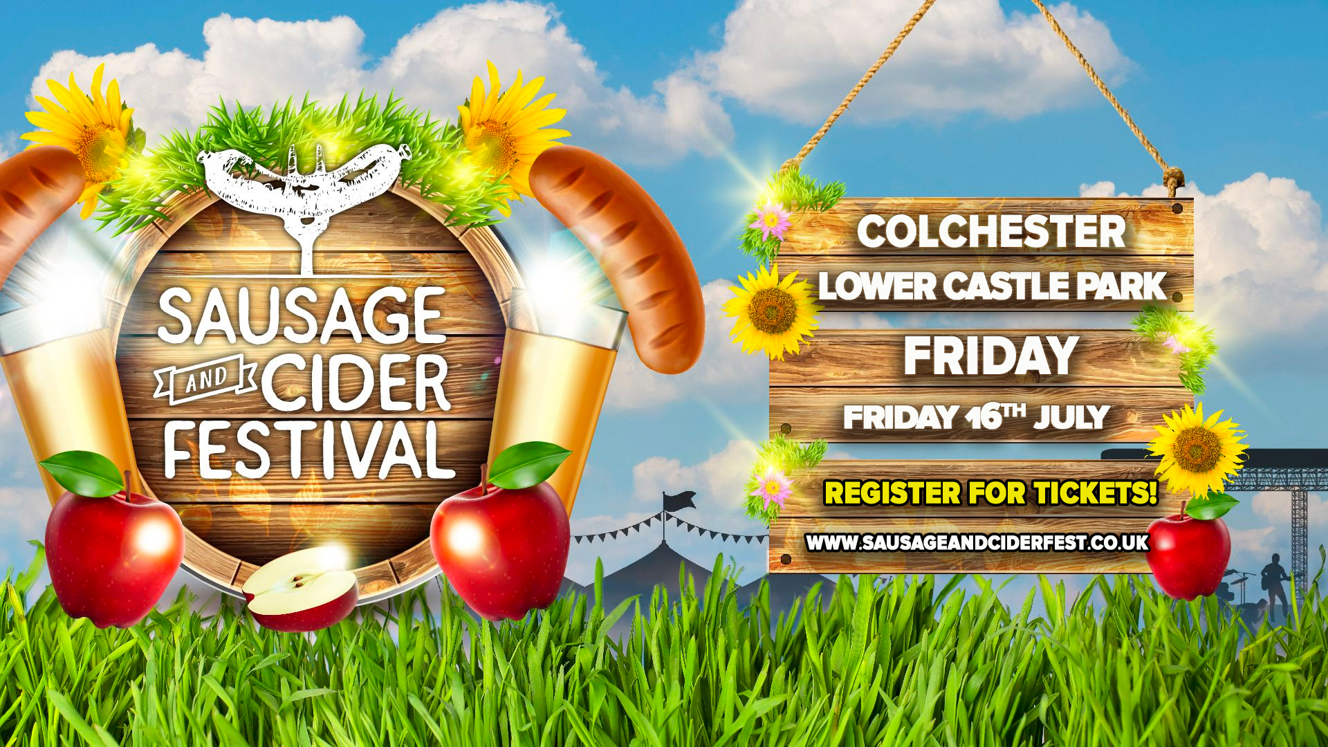 SC Colchester 2021 Cover Photo