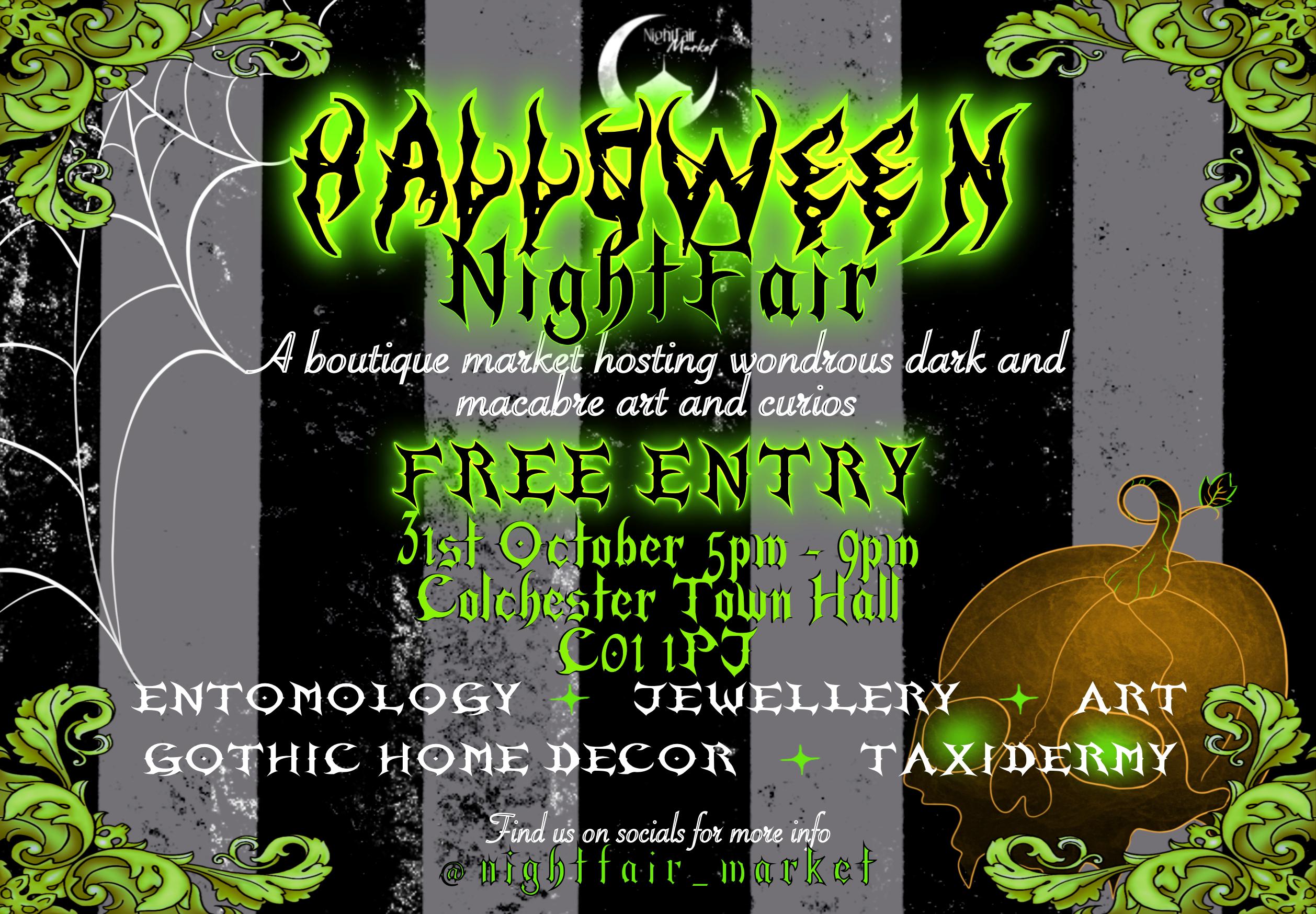 Halloween NightFair