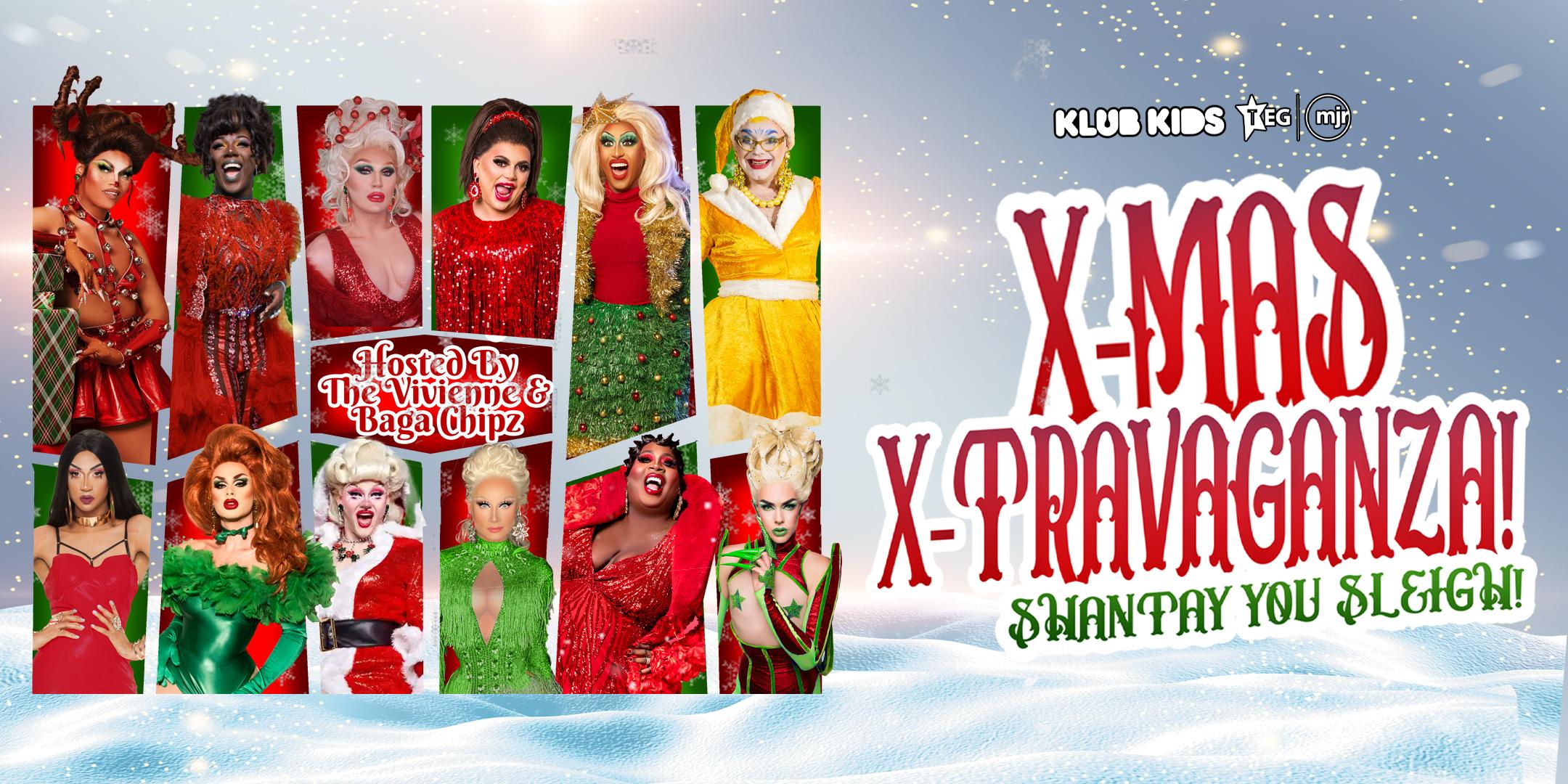 Xmas Final Line Up Cover